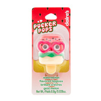 Pucker Pops Watermelon Flavored Lipgloss