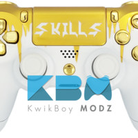 Skills On The Stixx Custom PS4 Controller