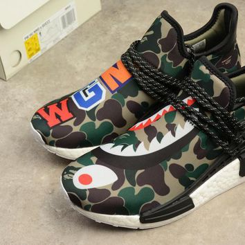 pharrell williams x adidas nmd boost wgm sneakers
