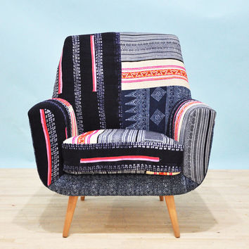 Bay armchair - summer