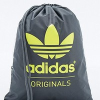adidas Originals Classic Grey Gymsack - Urban Outfitters