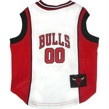 PEAPYW9 Chicago Bulls Dog Jersey