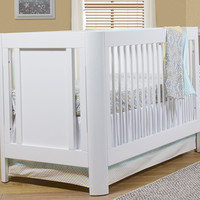 Sorelle Chandler Panel Crib White 707