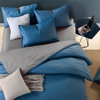 On Sale Hot Deal Bedroom Bedding Cotton Double Color Bedding Set [45985660953]