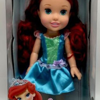 My First Disney Princess Toddler Ariel  Doll 13 inch New in Box