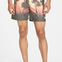Men's Lira Clothing 'Paradise' Volley Shorts
