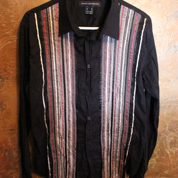 Vintage French Connection Unisex Button Down Shirt