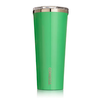 Caribbean Green Tumbler 24 oz. by Corkcicle