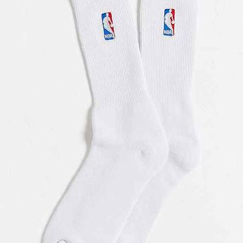 NBA Logo Crew Sock