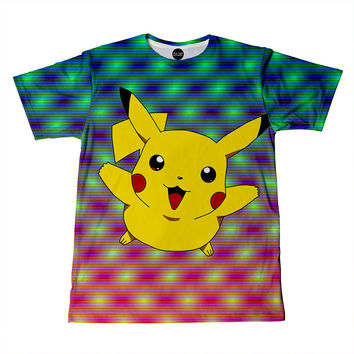 Pokemon - Flying Pikachu T-Shirt
