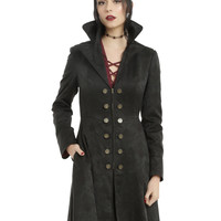 Once Upon A Time Hook Girls Coat