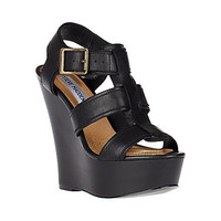 Steve Madden - WANTING BLACK LEATHER