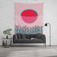 Summer Time Wall Tapestry by naturalcolors