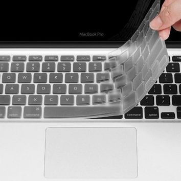 Silicone Keyboard Protective Cover for MacBook Air