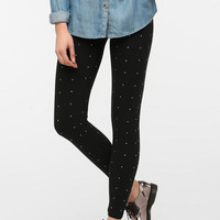 Urban Outfitters - BDG Embellished Jewel High-Rise Legging