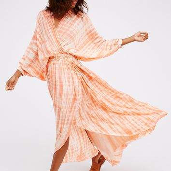 Free People Water Edge Maxi