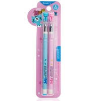 Cute Cats Gel Pens- 2 Pcs/Set