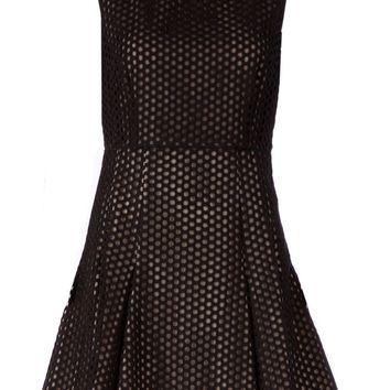 Giambattista Valli mesh dress