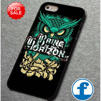 Bring Me the Horizon Owl  ART  for iphone, ipod, samsung galaxy, HTC and Nexus PHONE CASE