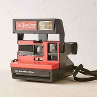 Impossible State Farm Rare Polaroid Camera