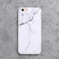 Marble-Us  - Granite Marble Phone Case For iPhone 6 6s 6splus 6plus