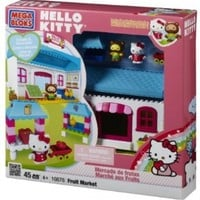 Mega Bloks Hello Kitty Fruit Market