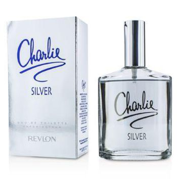 Revlon Charlie Silver Eau De Toilette Spray Ladies Fragrance