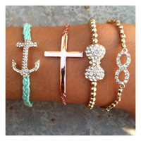 Summer Glam Bracelet Set