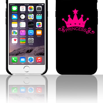 Princess Bride crown 5 5s 6 6plus phone cases