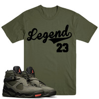 LEGEND- Jordan Take Flight 8's