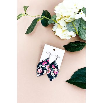 Spring Floral Earrings - 2 Options