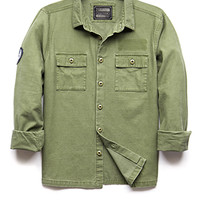 Classic Military Shirt | FOREVER 21 - 2000051208