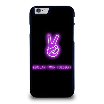 DOLAN TWIN TUESDAY iPhone 6 / 6S Case Cover
