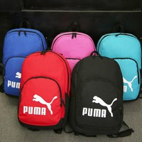 PUMA Fashion Print Sport Shoulder Bag Travel Bag School Backpack