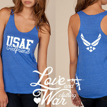 5eb2f6e19 Air Force girlfriend Military Support from Loveandwarco on Etsy