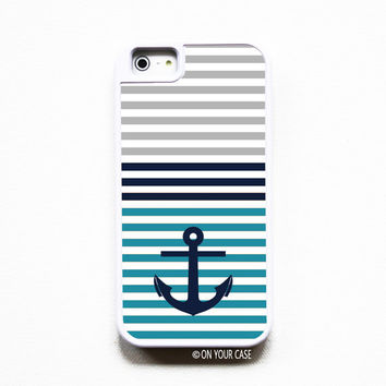 iPhone 5 Case Silicone Lined Tough Case  by onyourcasestore