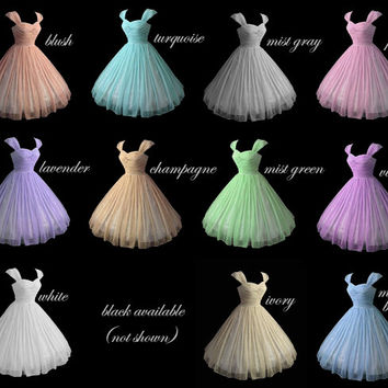 Shop 50s Style Prom Dresses on Wanelo