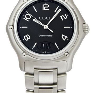 Ebel 1911 Mens Automatic Watch 9125250-15567