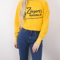 Vintage Ziegert's Munising Michigan Sweatshirt