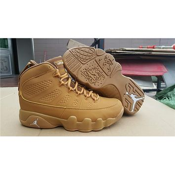 Air Jordan 9 Retro Wheat Basketball Shoes Us 8 13 | Best Deal Online