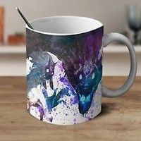 Kindred League of Legends Coffee Mug Color Changing Mug Gamer Gifts Gamer Mug