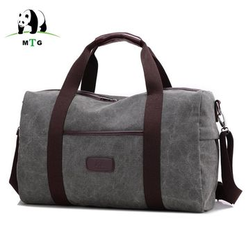 MTG Brand Men Travel Bags Large Capacity Female Women Luggage Travel Duffle Bags Male Canvas Big Travel Handbag Folding Trip Bag