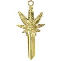 Sweet Leaf Key Blank