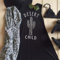 Desert Child Tee Shirt Dress
