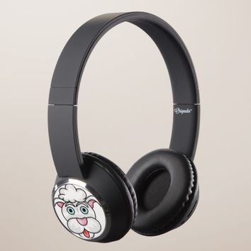 Dog Face Headphones