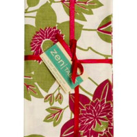 Passion Flower Napkins