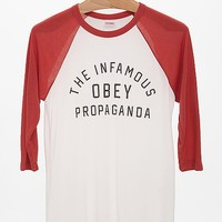 OBEY Infamous T-Shirt