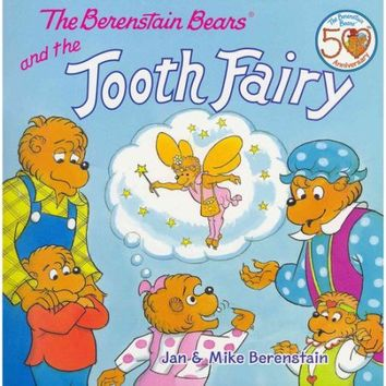 The Berenstain Bears and the Tooth Fairy - Walmart.com