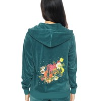 Juicy Bloom Relax Jacket by Juicy Couture
