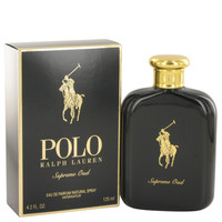 Polo Supreme Oud Cologne by Polo 4.2 oz Eau De Toilette Spray